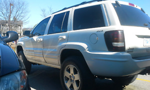 Wj Jeep Grand Cherokee...try your trade ?