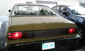1978 Dodge Aspen For Sale