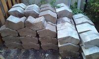blocs béton pour muret