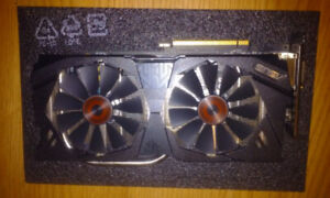 ASUS Strix GeForce GTX 970 Graphic card