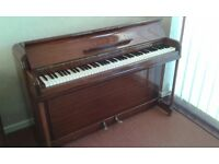 Kemble Minx Upright Piano - Cost £795 in 1988