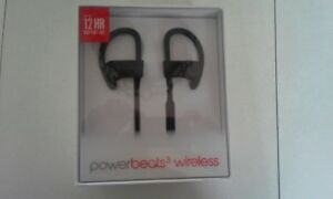 Écouteurs Power Beats 3 wireless