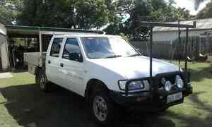 Holden Rodeo 4x4 dual cab low k's Norville Bundaberg City Preview