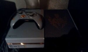 Xbox one Edition CoD 1 To