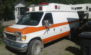 1994 ford ambulance 7.3 diesel