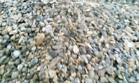 Parking pad and driveway mud fix . Gravel delivery and install