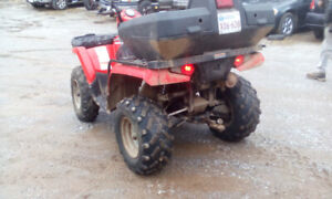 Sportsman500HO trade for 4stroke sled