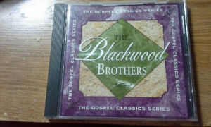 The Blackwood Brothers Cds for Sale.