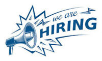 Now Hiring Full Time - Must Have Own Vehicle