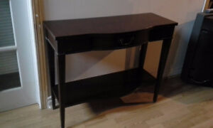 Console Table - Wood