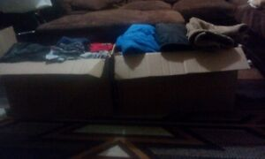 Huge lot of 6 to 12 month boy clothing