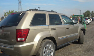 2005 Jeep Grand Cherokee Limited Vus