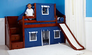 FALL SALE UP TO 40% OFF_KIDS BUNK&LOFT BEDS_SHIPPING CANADA WIDE Stratford Kitchener Area image 2