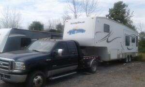 2005 Sunnybrook 5th wheel rv