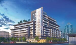 Lotus Condos Across from Bayview Subway @ 5% Down Only.