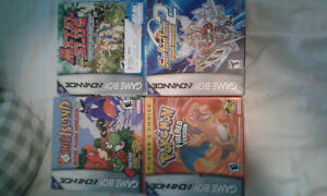 31Boxed and complete GBA collection
