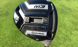 WANTED:  TAYLORMADE M3 DRIVER-RIGHT HAND-STIFF