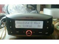 (DAB) Radio Tuner. Barrgain.***