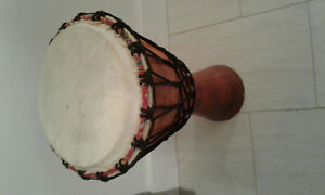 Djembe from kenya priced for quick sale