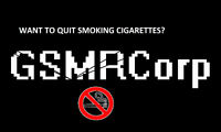 GSMRCorp - The better way to quit smoking
