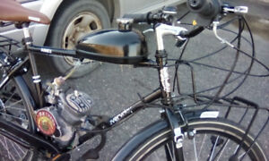Bike power assiisted