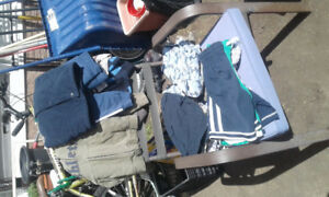 Young Boy Size 5T Miscellaneous Clothing 50 Pieces $40.00 Firm
