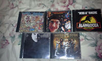 Rock CD's for Sale