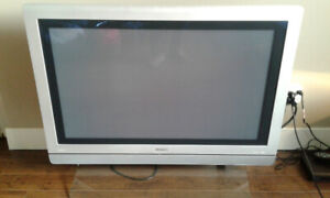 Philips TV - wide screen w/ great sound *REDUCED to sell*