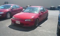 1995 civic coupe