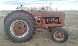 W4 Tractor For Sale