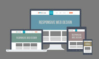 Create your website Development starting at $200