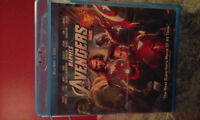 MARVEL - The Avengers Bluray 5$
