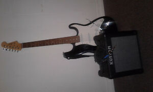 Electric Guitar and amp for sale !!