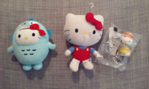 Peluches et jouets Hello Kitty