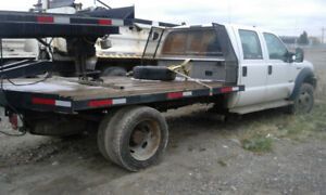 2006 Ford F-550 - Diesel Crew Cab & 2912 Kaufman 52 ft - Active