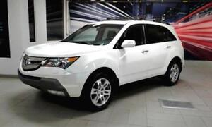 2009 Acura MDX 7 PASSAGERS, CAMERA, FINANCEMENT 48 MOIS