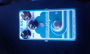 Mr. Black DoubleChorus Chorus Guitar Pedal