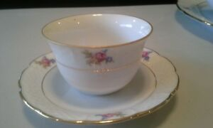 Fine Bohemian China 8 place setting