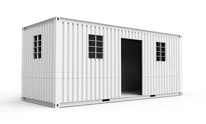 Used 40ft HC container - High Cube Transport Container Kingston Kingston Area image 2