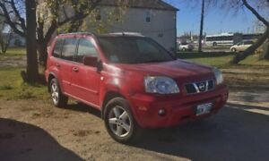 SORRY SOLD 2005 Nissan X-trail SE SUV, Crossover
