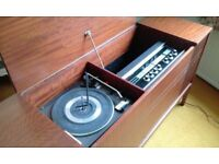 Vintage Bush Radiogram