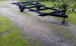 NICE TRAILER FRAME PROJECT $500 obo