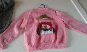 ANNE OF GREEN GABLES CHILDRENS SWEATER