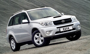 Toyota RAV4 2001 - 2005 Wanted