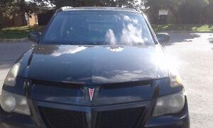 2003 Pontiac Aztek SUV, Crossover