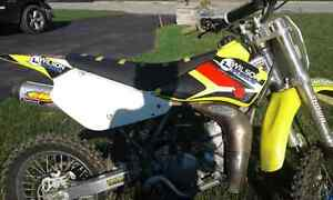 Awesome rm 85 2 stroke 2010