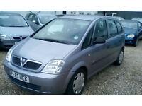 Vauxhall/Opel Meriva 1.7CDTi 16v 2005.5MY Life