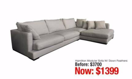 Display sofa for sell up to 70% off