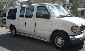 Wheelchair Accessible Ford E-150 Van