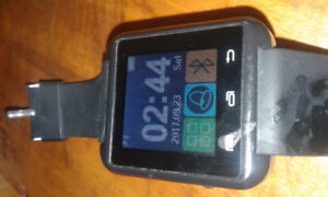 Android smart watch with Bluetooth